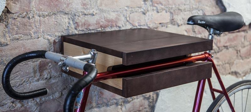 Chrome Ltd | Fixa Bike Shelf