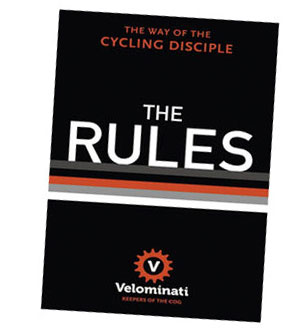 Rules: The way of the cycling disciple