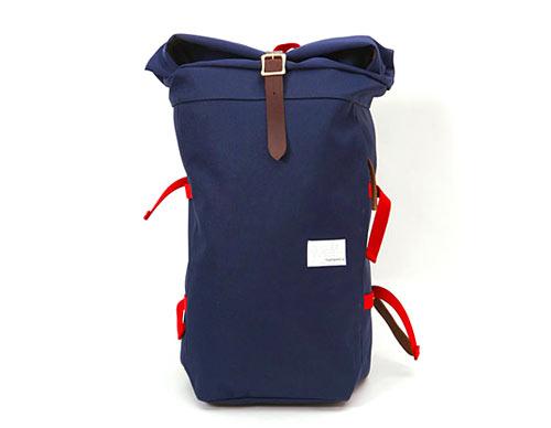 Nanamica Cycling Pack är en oerhört slitstark väska från Japan.