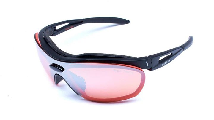 X-Kross Winter Black – glasögon med termolins som skyddar mot imma.
